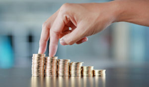 financial status concept